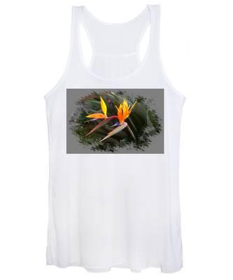 Birds Of Paradise Women's Tank Top