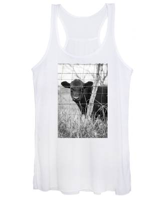 Black Angus Calf Women's Tank Top