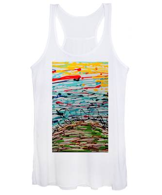 Brighter Day 1 Of 2 Women's Tank Top