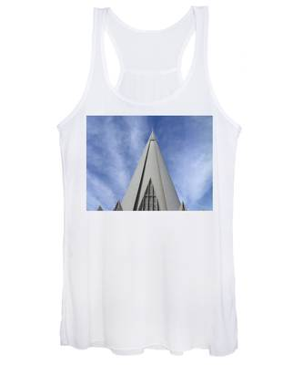 Architecture Women's Tank Tops