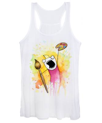 Drink Women's Tank Tops