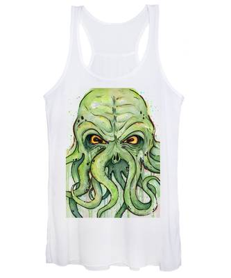 Designs Similar to Cthulhu Watercolor