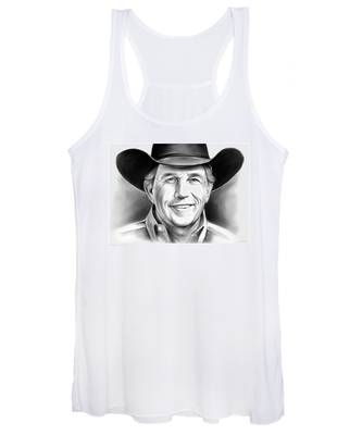 George Strait Women's Tank Top