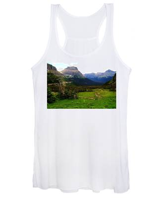 Going To The Sun Road Women's Tank Top