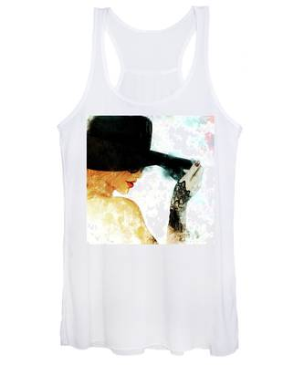 Leave Your Hat On Women's Tank Top