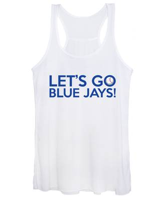 Let's Go Blue Jays Women's Tank Top