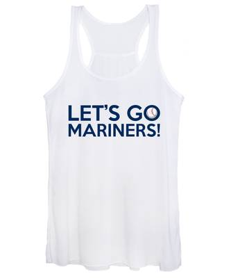Let's Go Mariners Women's Tank Top