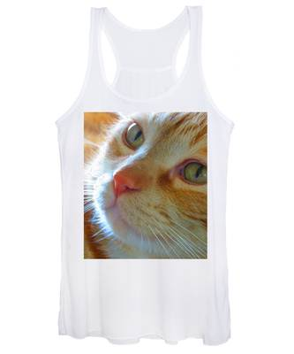 Women's Tank Top featuring the photograph Magic 2 by Judy Kennedy