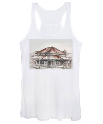 Marsh's Corner Store Women's Tank Top