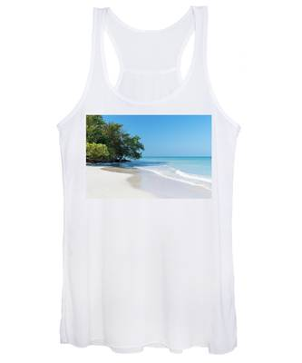 Negril Beach Morning Women's Tank Top