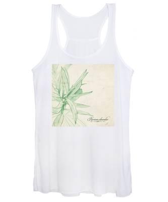 Nerium Oleander Women's Tank Top