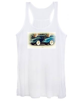 Nice Wheels Women's Tank Top