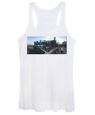 New York City Women's Tank Tops