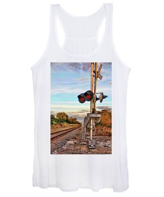 On Down The Line 3 Women's Tank Top