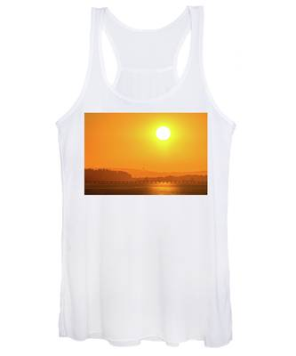 Oregon Sunrise Women's Tank Top