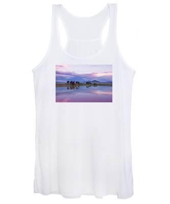 Pastel Sunset Women's Tank Top