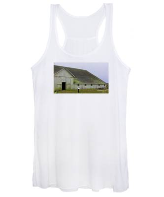 Pierce Pt. Ranch Study Women's Tank Top