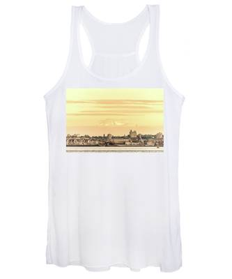Port Of Vancouver Women's Tank Top