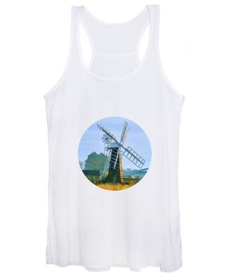 Priory Windmill Women's Tank Top