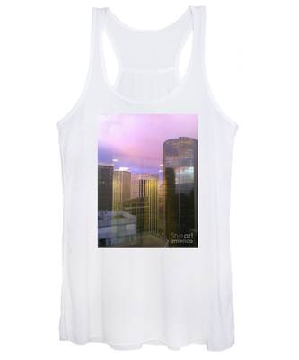 Reflections Looking East Women's Tank Top