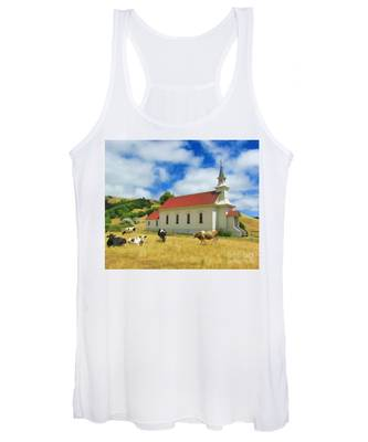 St. Mary's Visitors Women's Tank Top