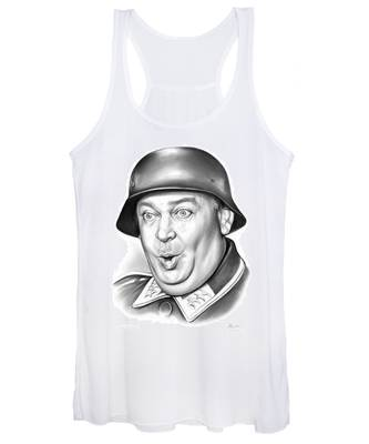 Sgt Schultz Women's Tank Top
