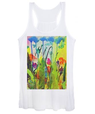 Spring Flowers Women's Tank Top