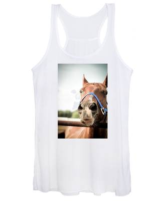 The Horse's Mouth Women's Tank Top