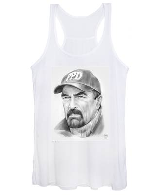 Tom Selleck Women's Tank Top