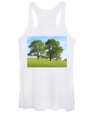 Summer Trees 4 Women's Tank Top
