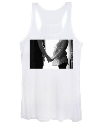 Two Becomes Three Women's Tank Top