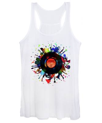 Instrument Women's Tank Tops