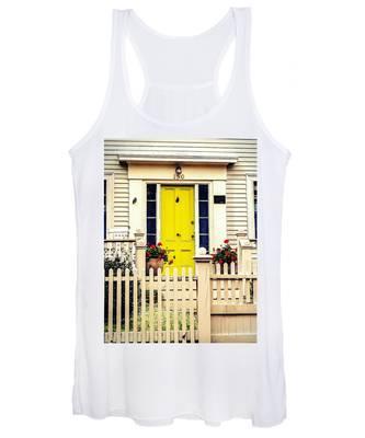 Yellow Door Women's Tank Top