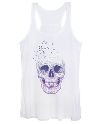 Surrealism Women's Tank Tops