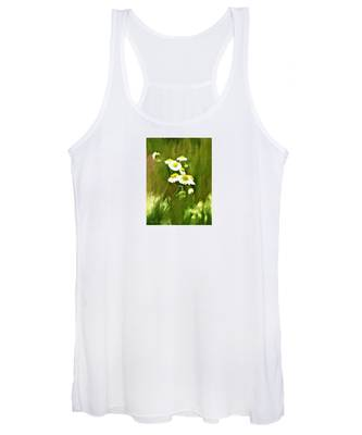 Daisies Women's Tank Top