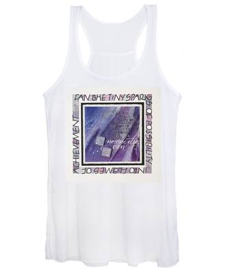 Fan The Sparks Women's Tank Top