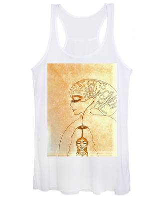 Gifts Of The Mind Women's Tank Top