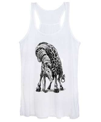 Giraffe Women's Tank Top