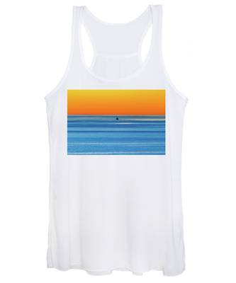 Golden Sunset Series I I I Women's Tank Top