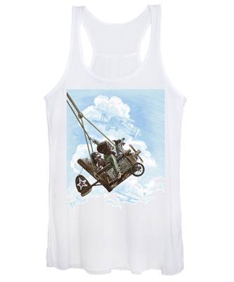 I Want To Fly Women's Tank Top