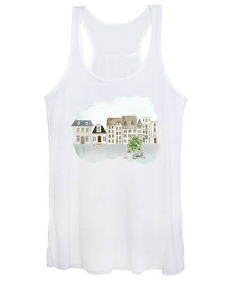 Just Breathe Women's Tank Top
