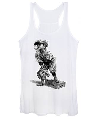Little Leaguer Women's Tank Top
