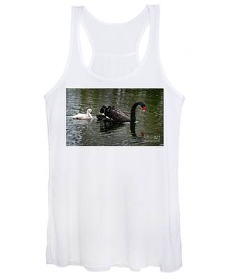 Mother And Baby Women's Tank Top