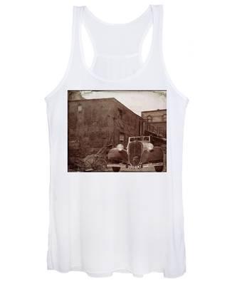 New 1936 Citroen Old Neighborhood Women's Tank Top