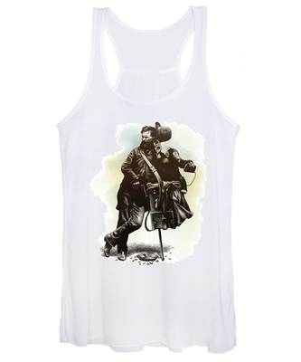 Organ Grinder Women's Tank Top