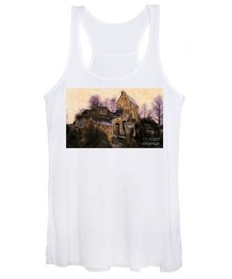 Ruined Castle Women's Tank Top