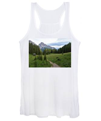 Mountain Hiking Women's Tank Tops