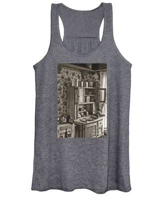 1800s Kitchen Women's Tank Top