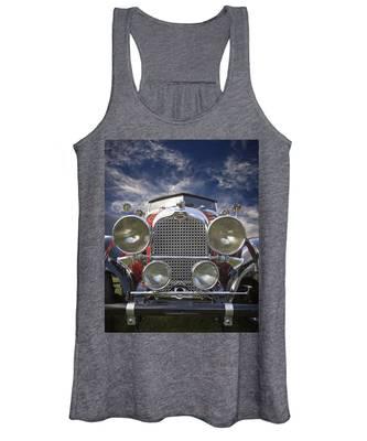 1928 Auburn Model 8-88 Speedster Women's Tank Top