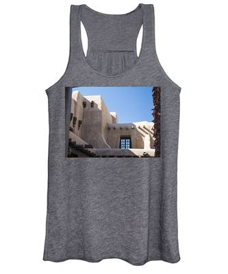 Adobe Sky Women's Tank Top